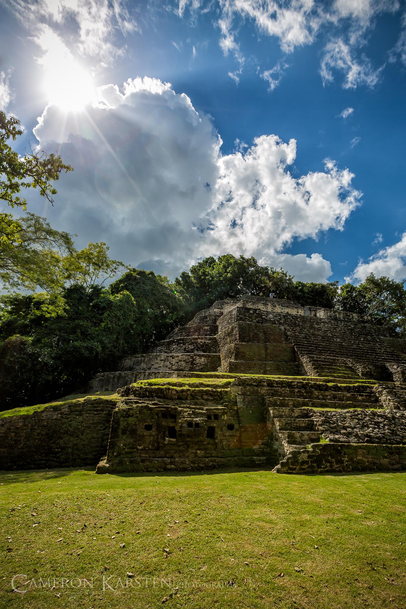 mayan ruins essay