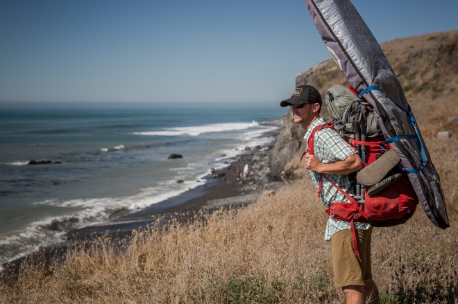 Surfing the Lost Coast with Grundens and Industrial Revolution's UCO and Intova
