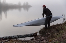 Cascade Design's SeaLine dry bags, seakayaking in Seattle, WA