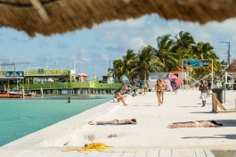 © Cameron Karsten Photography on Ambergris Caye in Belize for active lifestyle photography