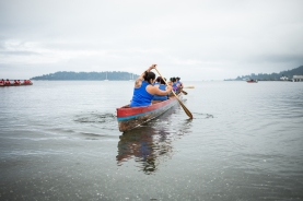 © Cameron Karsten Photography for The Nature Conservancy at Makah Days in Neah Bay, WA