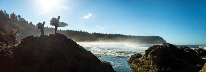 © Cameron Karsten Photography of surfing the Washington coast, Pacific Northwest