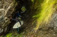 © Cameron Karsten Photography of surfing the Washington coast, Pacific Northwest