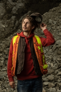 © Cameron Karsten Photography photographs Gold Rush with The Discovery Channel for Dish Network