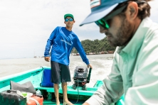 © Cameron Karsten Photography with Grundens in Costa Rica for sport fishing