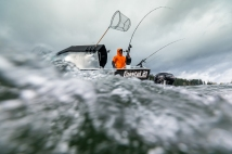 © Cameron Karsten Photography and Grundens new recreational GoreTex line in the Pacific Northwest
