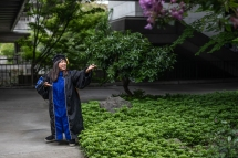 © Cameron Karsten Photography photographs Seattle Colleges' faculty and students for their 2020 graduation campaign
